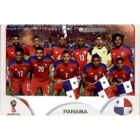 Alineación Panamá 533 Panamá