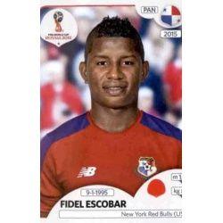 Fidel Escobar Panamá 537
