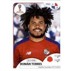 Román Torres Panamá 538