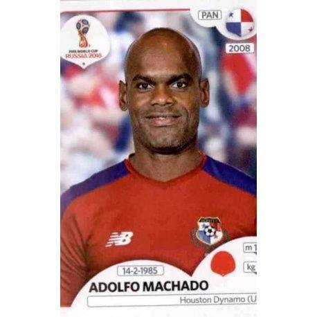 Adolfo Machado Panamá 539 Panamá