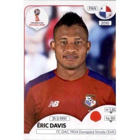 Eric Davis Panamá 540 Panamá