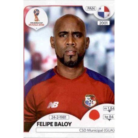 Felipe Baloy Panamá 542 Panamá