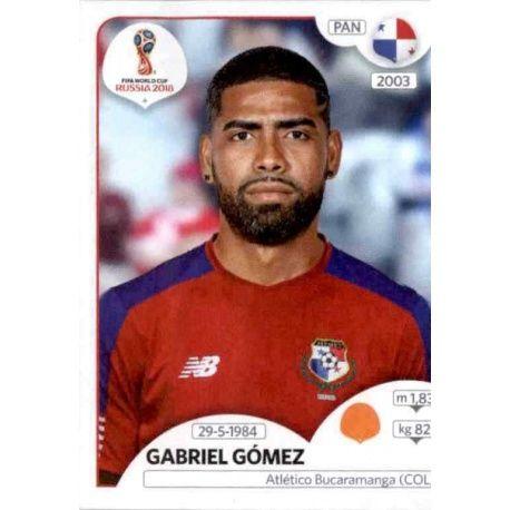Gabriel Gómez Panamá 543 Panamá