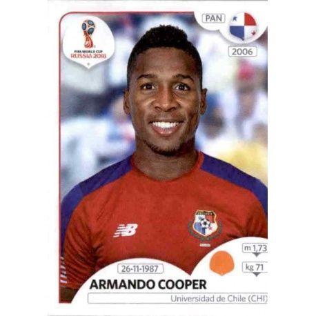 Armando Cooper Panamá 545 Panamá