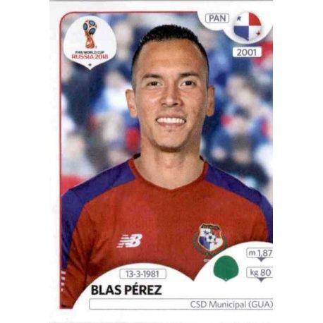 Blas Pérez Panamá 548 Panamá