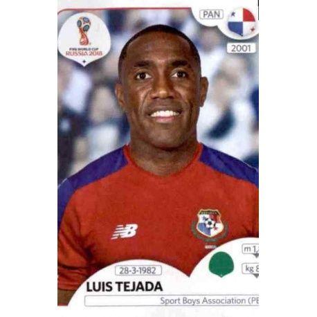 Luis Tejada Panamá 550 Panamá