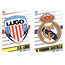 Lugo R.M. Castilla Liga Adelante 6A Ediciones Este 2013-14