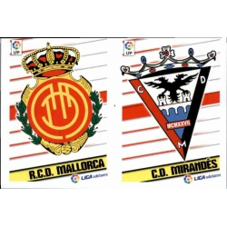 Mallorca Mirandés Liga Adelante 7A Ediciones Este 2013-14