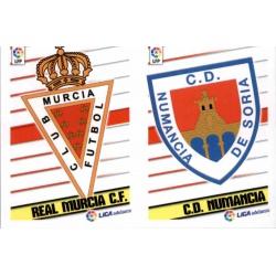 Murcia Numancia Liga Adelante 8A Ediciones Este 2013-14