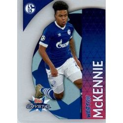 Weston McKennie Topps Crystal