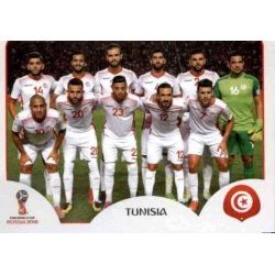 Alineación Túnez 553