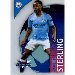Raheem Sterling Topps Crystal