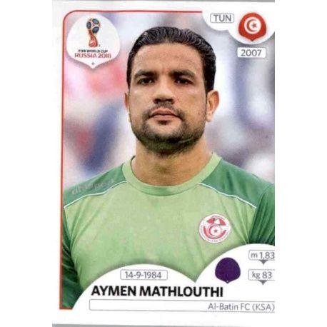 Aymen Mathlouthi Túnez 554 Túnez