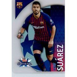 Luis Suárez Topps Crystal