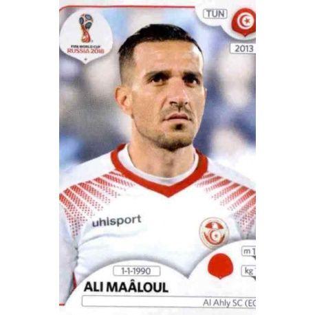 Ali Maâloul Túnez 555 Túnez