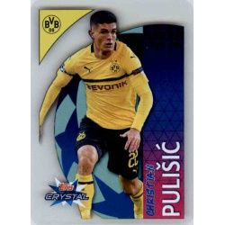 Christian Pulisic Topps Crystal