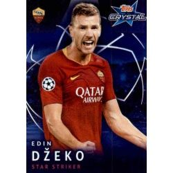 Edin Dzeko Star Striker