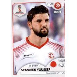 Syam Ben Youssef Túnez 556