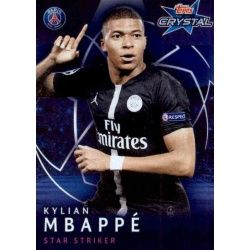Kylian Mbappé Star Striker