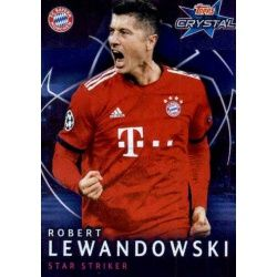 Robert Lewandosky Star Striker