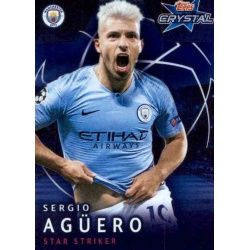 Sergio Aguero Star Striker