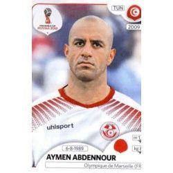 Aymen Abdennour Túnez 557