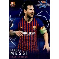 Lionel Messi Star Striker