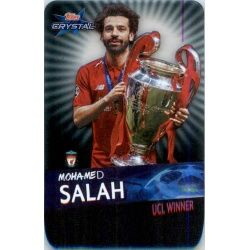 Mohamed Salah Ucl Winner
