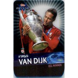 Virgil Van Dijk Ucl Winner