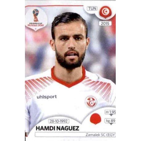 Hamdi Nagguez Túnez 558 Túnez