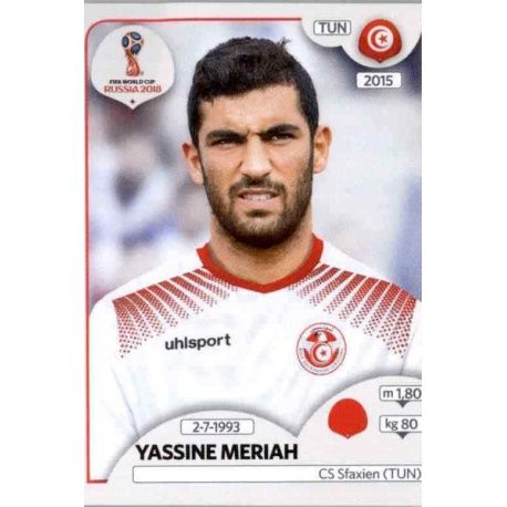 Yassine Meriah Túnez 559 Tunisia