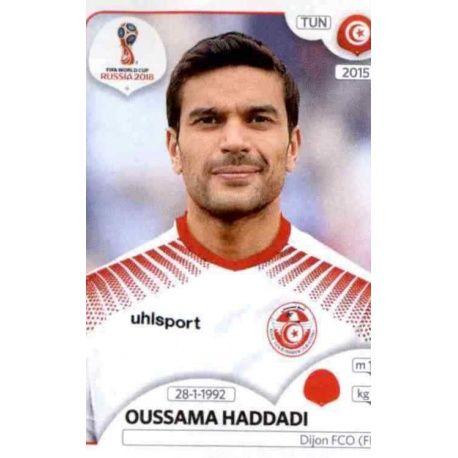 Oussama Haddadi Túnez 560 Tunisia