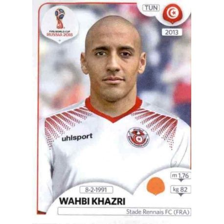 Wahbi Khazri Túnez 562 Túnez