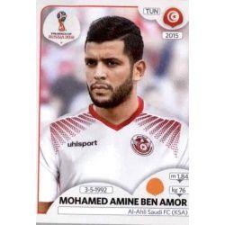 Mohamed Amine Ben Amor Túnez 563