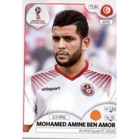 Mohamed Amine Ben Amor Túnez 563 Túnez