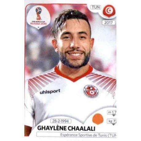 Ghailene Chaalali Túnez 564 Túnez