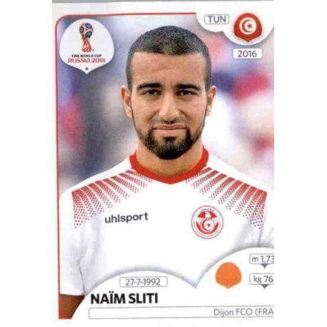 Naïm Sliti Túnez 565 Tunisia