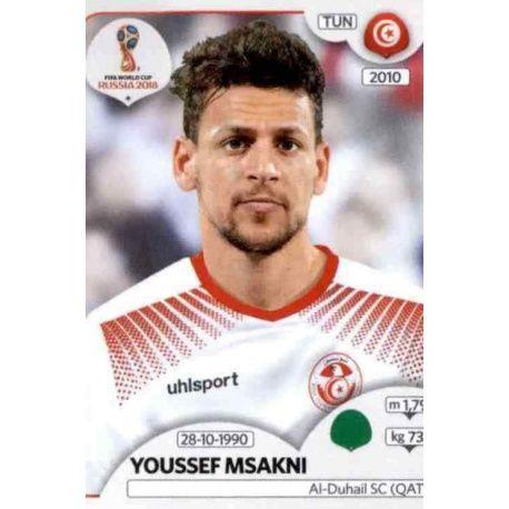 Youssef Msakni Túnez 566 Tunisia