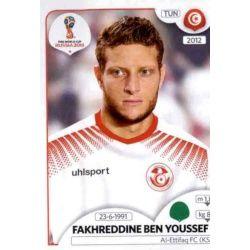 Fakhreddine Ben Youssef Túnez 567