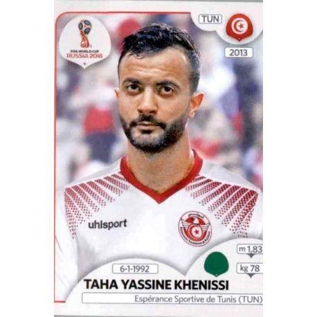 Taha Yassine Khenissi Túnez 568 Túnez