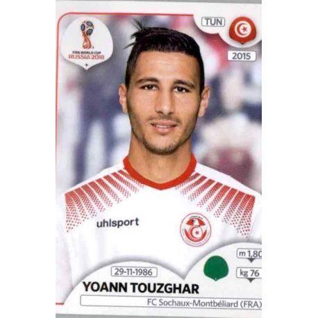 Yoann Touzghar Túnez 569 Túnez