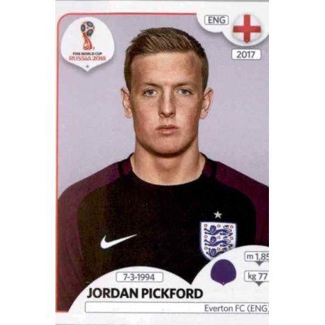 Jordan Pickford Inglaterra 575 Inglaterra