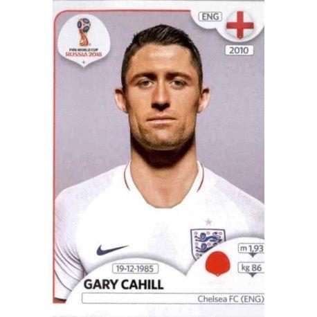 Gary Cahill Inglaterra 576 England