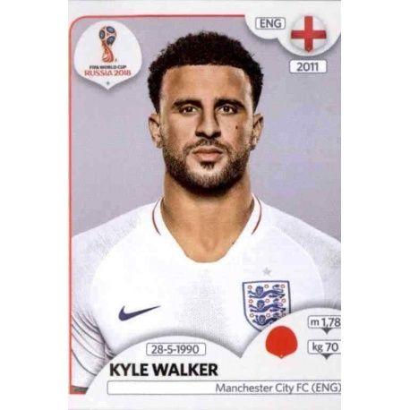 Kyle Walker Inglaterra 577 Inglaterra