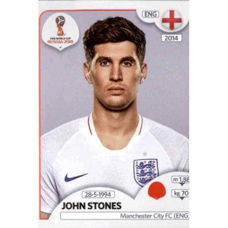 John Stones Inglaterra 578 Inglaterra