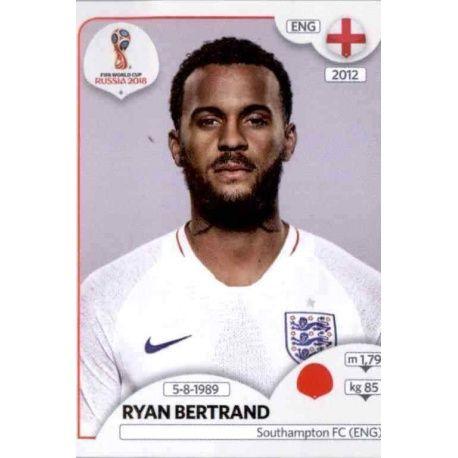 Ryan Bertrand Inglaterra 579 England