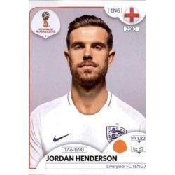 Jordan Henderson Inglaterra 582