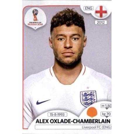 Alex Oxlade-Chamberlain Inglaterra 583 Inglaterra