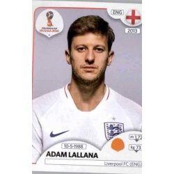 Adam Lallana Inglaterra 586