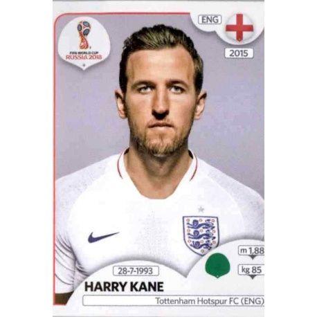 Eric Dier Panini WM 2018 World Cup Russia England Sticker 585